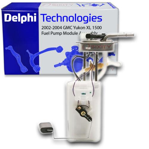 ad Delphi Fuel Pump Module Assembly for 2002-2004 GMC Yukon XL 1500 5.3L V8