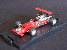 Brumm Ferrari 312F1 1969 1:43 #15 Chris Amon (NZL) GP Espagna (LS)