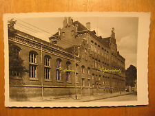~1950 alte Foto AK Haldensleben Grundschule / LK Börde