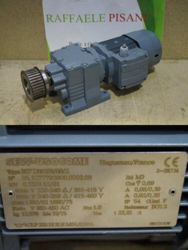 SEW R27 DR63S4//BR//Z   R27DR63S4//BR//Z