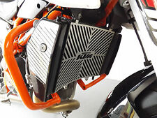 KTM 690 DUKE 13-15 SP ENGINEERING BRUSHED STAINLESS STEEL RADIATOR COVER