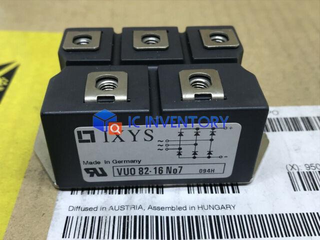 1PCS IXYS VUO82-16NO7 VUO82-16N07 Module New 100% Best Service Quality Guarantee