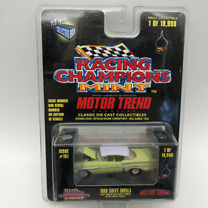 Racing-Champions-Mint-1958-Chevy-Impala-1-64-Die-Cast-Car-3-25-034