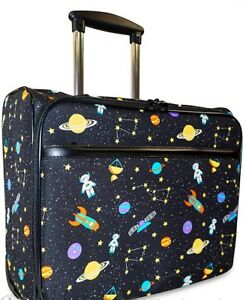 NEW GALAXY ROLLING COMPUTER BAG CASE NOTEBOOK SLEEVE 17 INCH LUGGAGE ... f88901aec