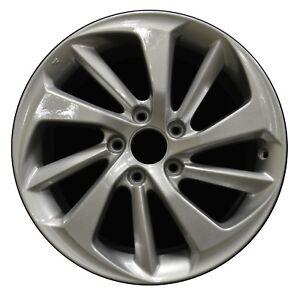 Acura ILX Factory OEM Rim Wheel Silver EBay - Acura ilx rims