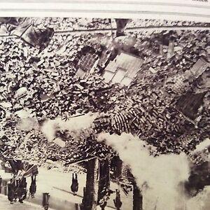 M1e ephemera ww1 1916 picture dublin damaged buildings ireland rebellion easter - Leicester, United Kingdom - M1e ephemera ww1 1916 picture dublin damaged buildings ireland rebellion easter - Leicester, United Kingdom