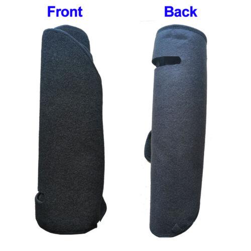 Car Dash Mat Dashboard Cover Carpet For Ford Escape KUGA No Navigation 2012-2019