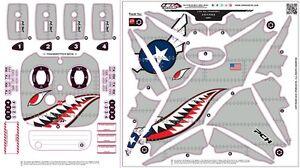 Wrap/Skin For DJI Phantom 4 Quadcopter/Drone | Spitfire Grey