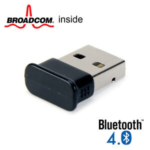 itm GMYLE Bluetooth  Dual Mode Micro USB Broadcom BCM Adapter Dongle
