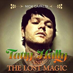 Nick-Capaldi-Tatty-Hally-and-the-Lost-Magic-CD