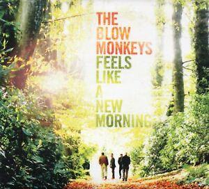 The-Blow-Monkeys-Feels-Like-A-New-Morning-2-x-CD-Digipak-New-amp-Sealed