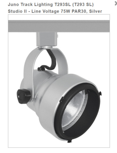 Juno track lighting t293sl tracmaster studio ii par30 ebay brand new lowest price aloadofball Images