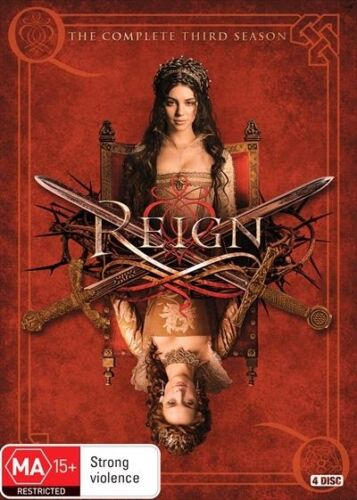 1 of 1 - REIGN : Season 3 : NEW DVD