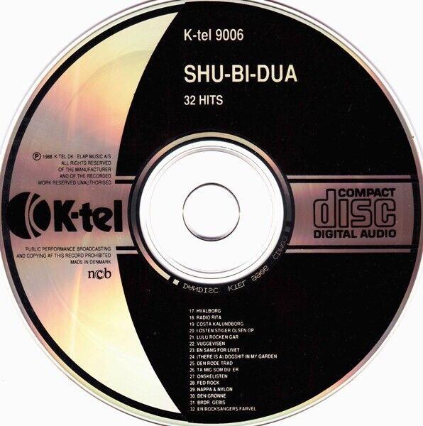 Shu-Bi-Dua: Shu-Bi-Dua – 32 Hits , rock