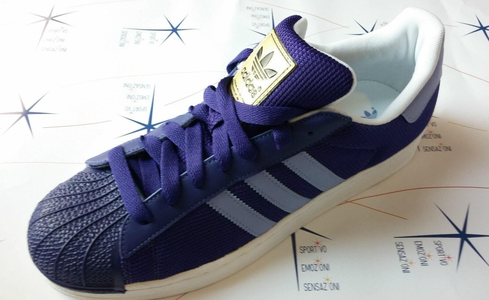 Scarpe Adidas Superstar --  Viola/Lilla -- G16284