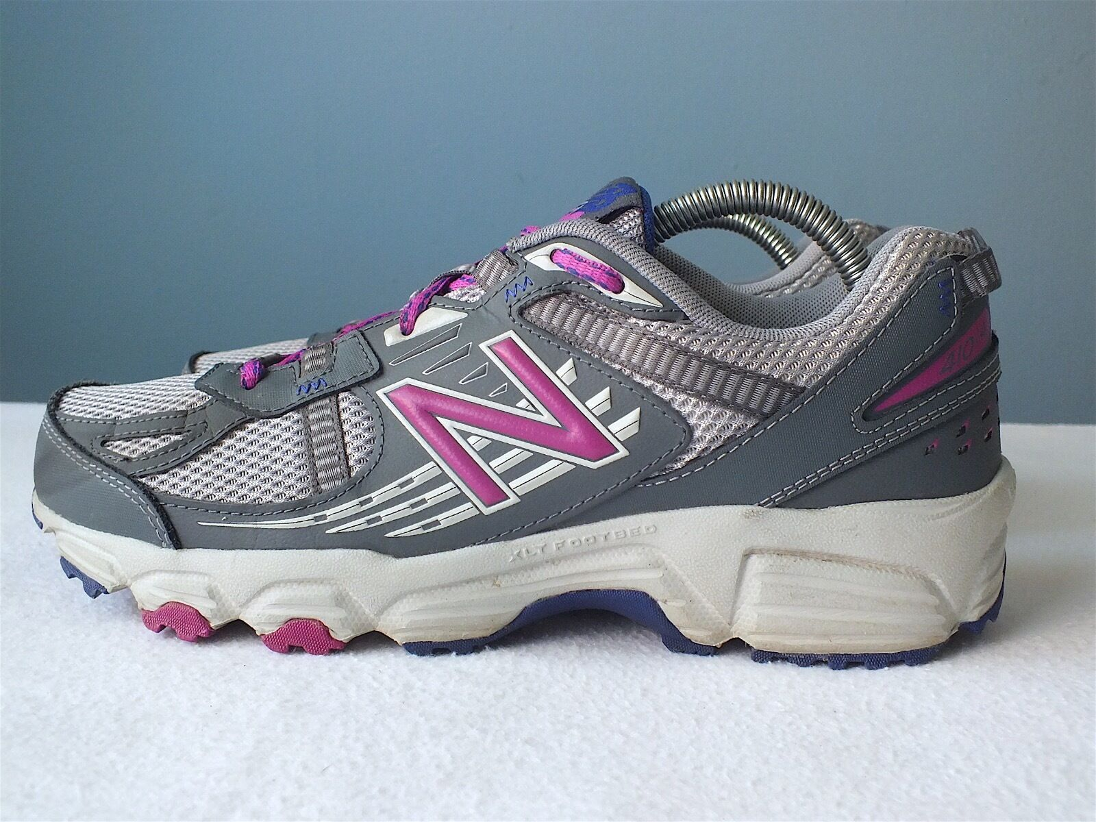 New 410 Balance 410 New V4 Gris  Donna Trail  In esecuzione scarpe Gris  V4   e1ae47