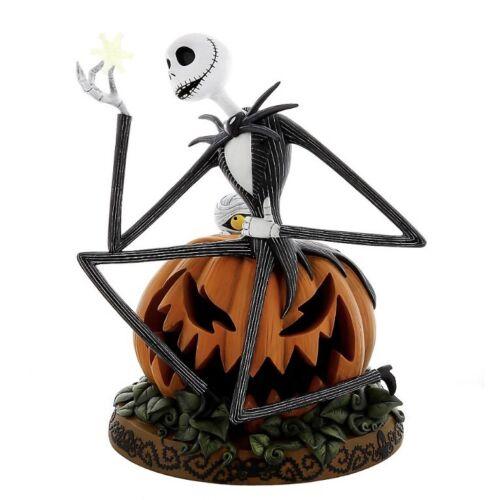 Disney Nightmare Before Christmas Jack Skellington Pumpkin Large Medium Figure