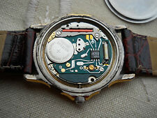 RARE, 1973 VINTAGE SWISS ENICAR PRIVILEGE, BOYS SIZE, ETA QUARTZ, SERVICED