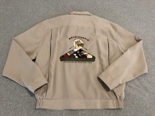 RARE Nat Nast Embroidered Jacket Bensingers Billia
