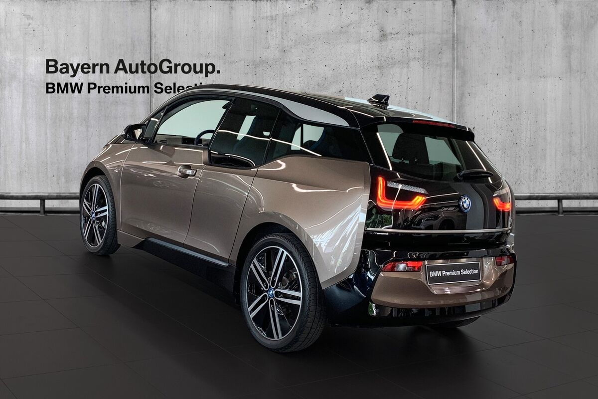 BMW i3 Charged Plus aut.