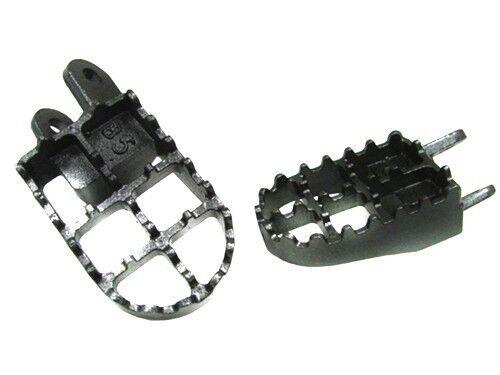 Dirt Bike Foot Pegs Footpegs For Kawasaki 1997-2007 KLX300R 1993-1995 KLX650 KLX