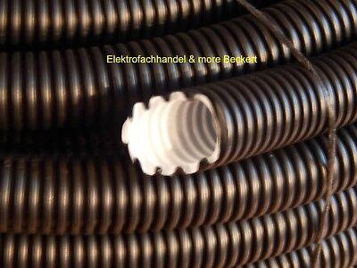 Kunststoff-Isolierrohr Elektrorohr Wellrohr Flexibel LeerrohrM16 M20 M25 M32 M40