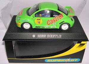 Superslot H2337 Coccinelle Volkswagen    P.ch.hansen Scalextric Ru Mb  castrol #12