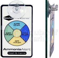 Ammonia NH3 Aquarium Alert Continuous Color Aquarium Water Test/Monitor Seachem