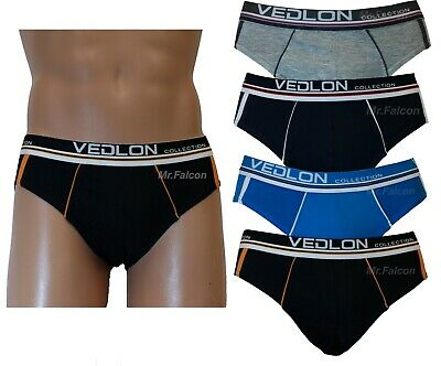 Classic Briefs Mens 3 Pack UK Size XS-XL Underpants Adults Teenagers Underwear