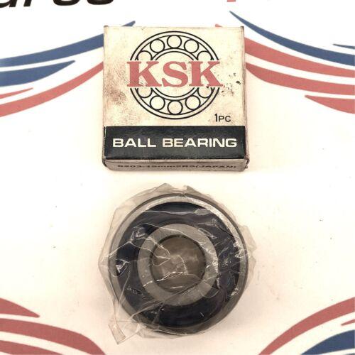 KSK 6203-15MM2RS SINGLE ROW BALL BEARING