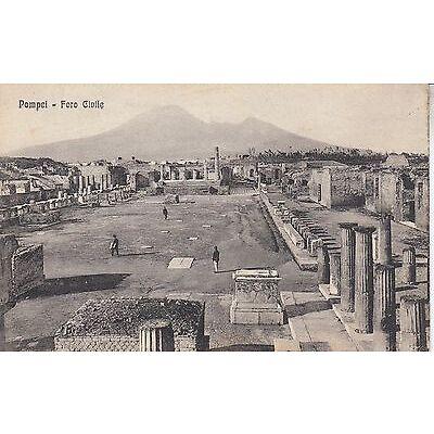 Cartolina Postale - Pompei / Foro Civile