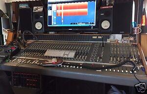 Swell Details About Neotek Elite 32 Channel Recording Desk Console Poor Mans Neve Download Free Architecture Designs Scobabritishbridgeorg