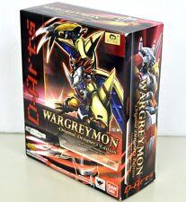 Used  Digimon Adventure D-Arts wargreymon Original Designer's Edition JP