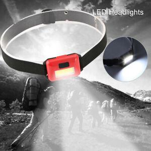 LED-3-Mode-Headlamp-AAA-Headlight-Adjustable-Camping-Torch-Working-Lamp-Light