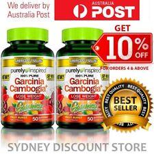 2x Garcinia Cambogia Slimming Gel Garcinia Trim 125 Grams Gel