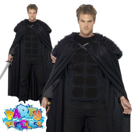 Adult Medieval Game of Thrones Dragon Princess Jon Snow Stark GOT Fancy Dress