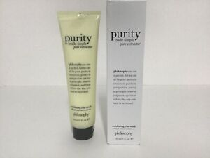 Philosophy-Purity-Made-Simple-Pore-Extractor-Exfoliating-Clay-Mask-5-OZ-NIB