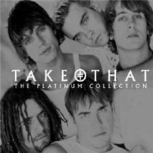 Take-That-The-Platinum-Collection-Neuf-CD