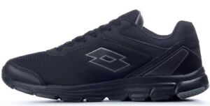 Men's Shoes Lotto Speedride 500 IV T6091 with Black