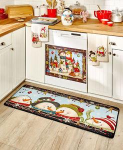 Decoration Christmas Kitchen Carpets Navajo Rugs Holiday