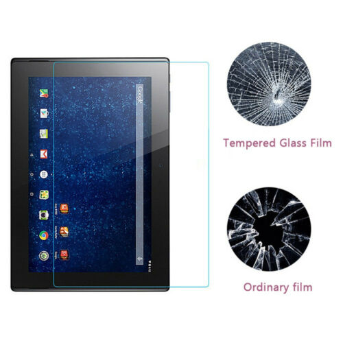Universal 2.5D Flat Tempered Glass Film Screen Protector For 10 10.1In Notebook