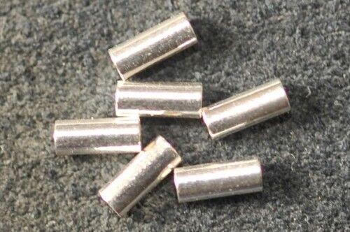 29001-9 RÖHRCHEN AUS 925-er SILBER 5x2 mm fugenlos