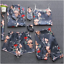 Sleepwear-7-Pieces-Pyjama-Set-2019-Women-Spring-Summer-Sexy-Silk-Pajamas-Sets-Sa miniatura 19