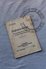 III Reich WW2 WK2  / XX / IIWW MILITARIA TEDESCA  BOOKLET DAF HEER WH KM XX