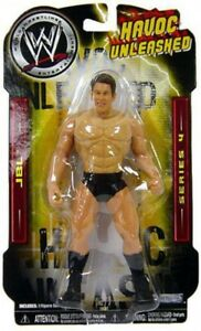 Wwe Wrestling Havoc Unleashed Série 4 Jbl Action Figure 843852022420