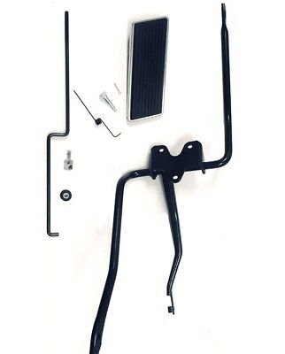 65~67 68 Mustang Accelerator Assembly Throttle Rod Gas Pedal Linkage Manual V-8