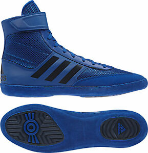 more photos e98d7 ccc8c Image is loading New-Adidas-Combat-Speed-5-Wrestling-Shoes-Boots-