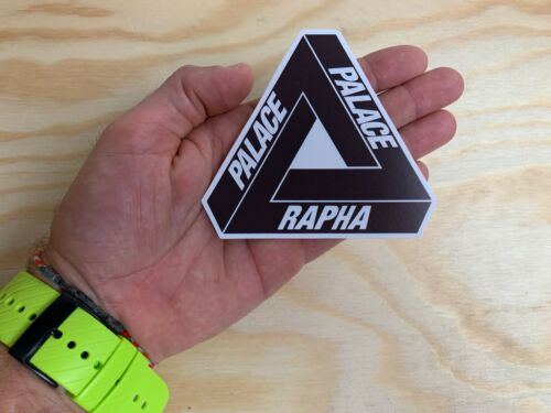 """Palace Skateboard Rapha Cycling Sticker 4/"""" Skate Surf Bicycle Car Bumper Decal"""