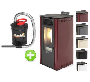 Stufa-a-pellet-ad-aria-ventilata-8-24-kw-per-riscaldamento-casa-ed-aspiracenere