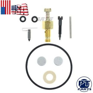 Carburetor Repair Kit For Tecumseh HM70-HM100 OHM120 OHSK120 OHV125 8HP 9HP 10HP